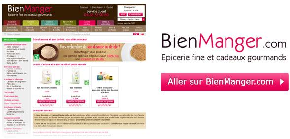 Aller sur BienManger.com